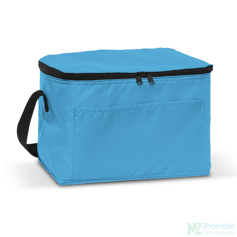 Image of Alaska 6 Can Cooler Light Blue Bag