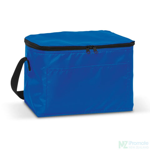 Image of Alaska 6 Can Cooler Royal Blue Bag