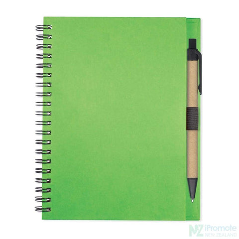 Image of Allegro Notebook Bright Green Notebooks