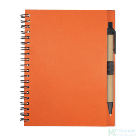 Allegro Notebook Orange Notebooks