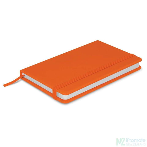 Alpha Notebook Orange Pocket Notebooks