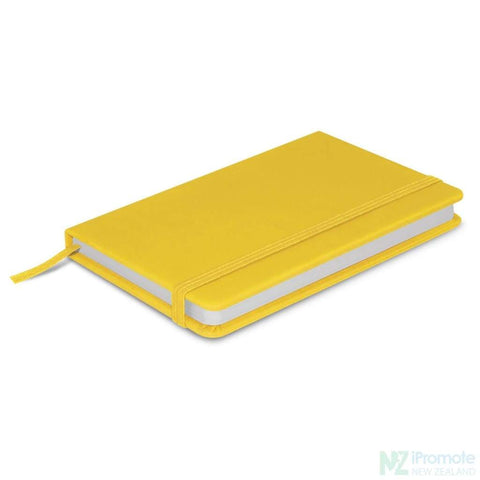 Image of Alpha Notebook Yellow Pocket Notebooks