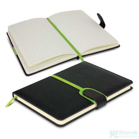 Image of Andorra Notebook Bright Green Notebooks