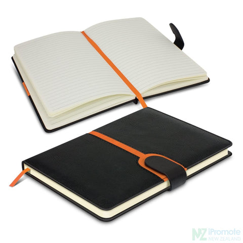 Andorra Notebook Orange Notebooks