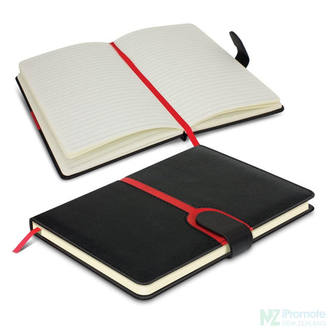 Image of Andorra Notebook Red Notebooks