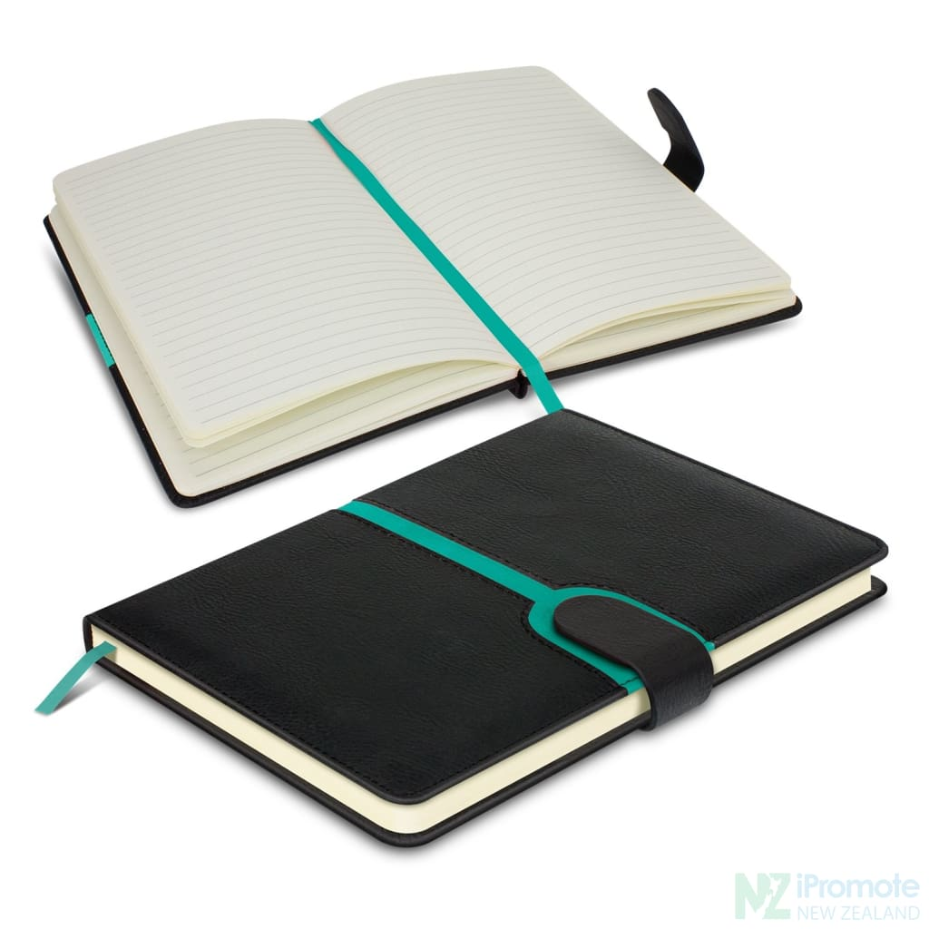 Andorra Notebook Teal Notebooks