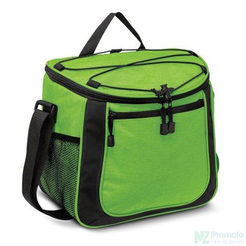 Image of Aspiring Cooler Bag Bright Green