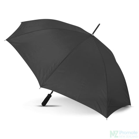 Budget Umbrella 59Cm Black Umbrellas