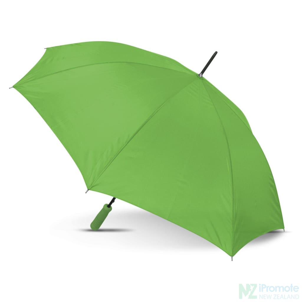 Budget Umbrella 59Cm Bright Green Umbrellas