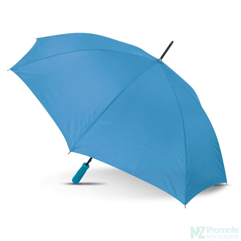 Budget Umbrella 59Cm Light Blue Umbrellas