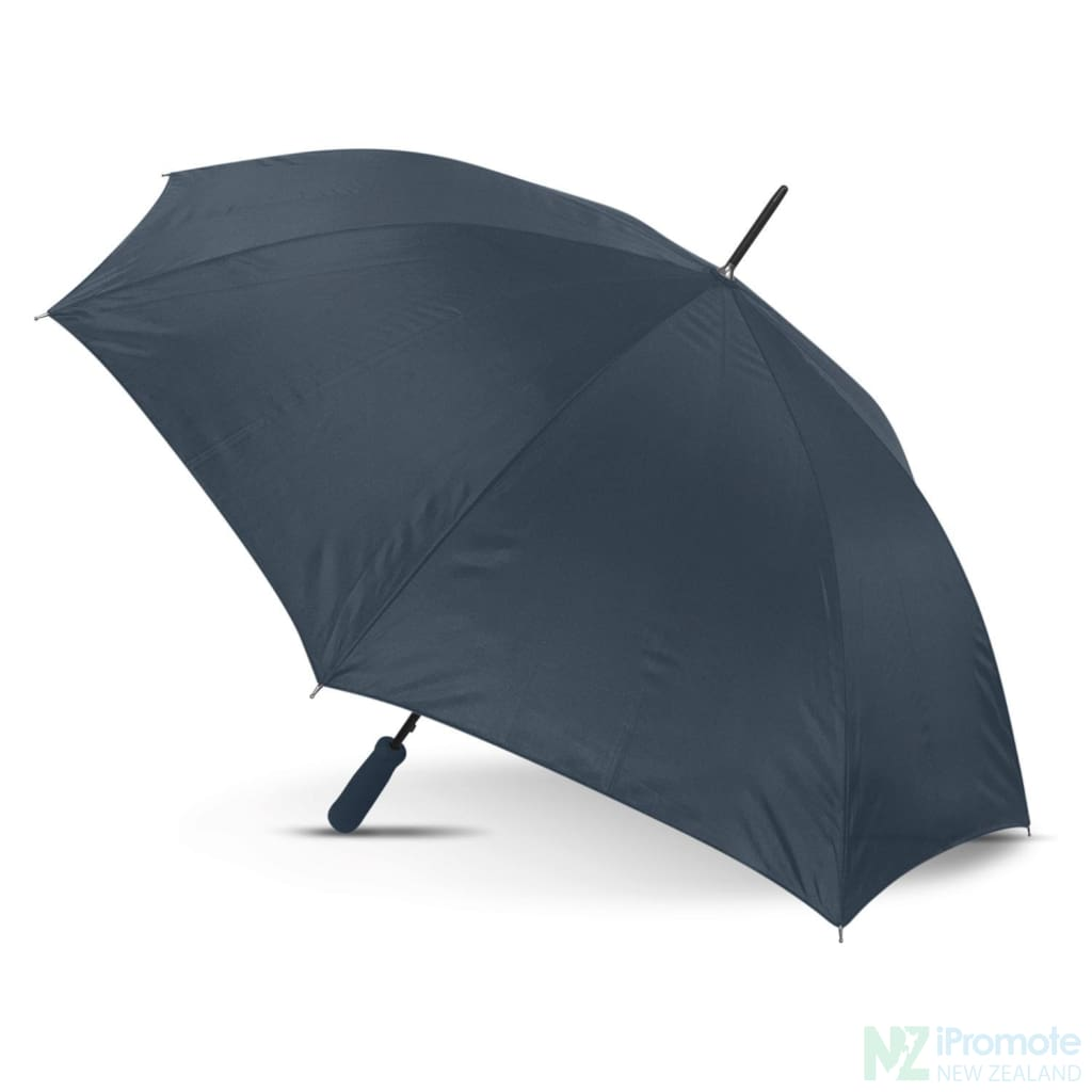 Budget Umbrella 59Cm Navy Umbrellas