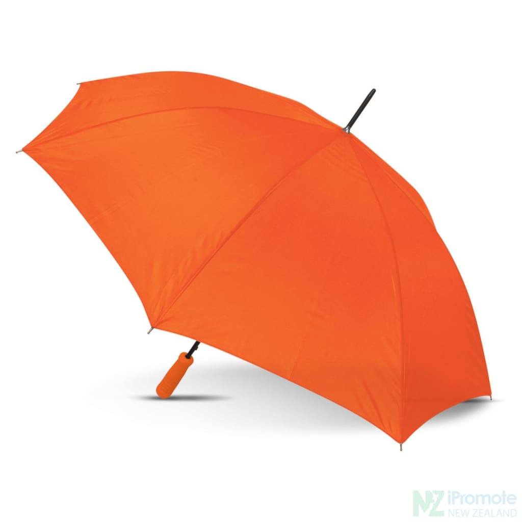 Budget Umbrella 59Cm Orange Umbrellas
