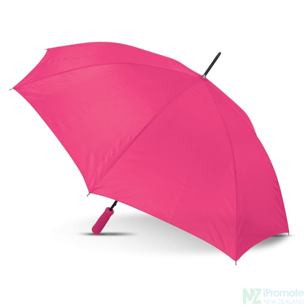 Budget Umbrella 59Cm Pink Umbrellas