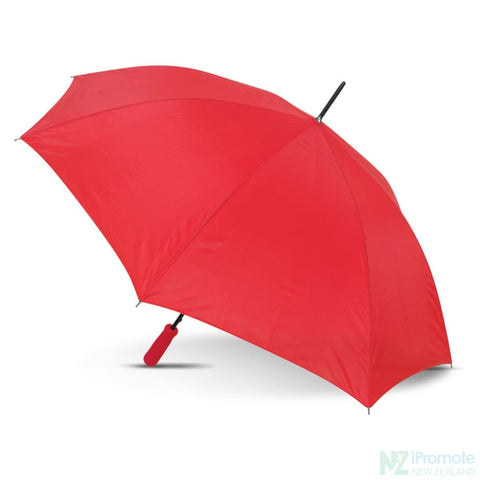 Budget Umbrella 59Cm Red Umbrellas