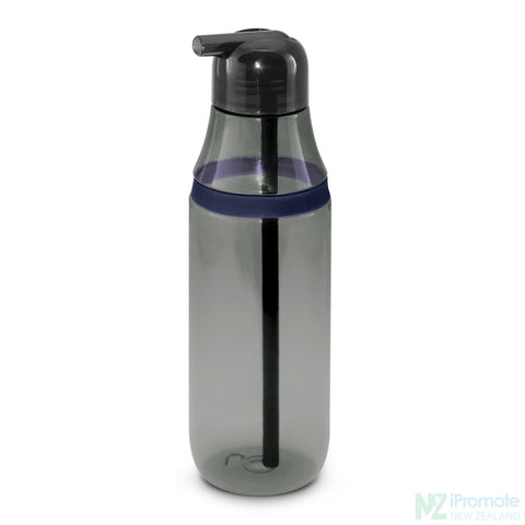 Image of Camaro Drink Bottle Dark Blue Plastic Bpa Free