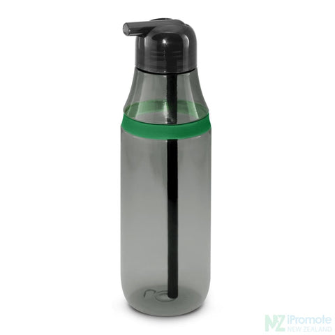 Image of Camaro Drink Bottle Dark Green Plastic Bpa Free