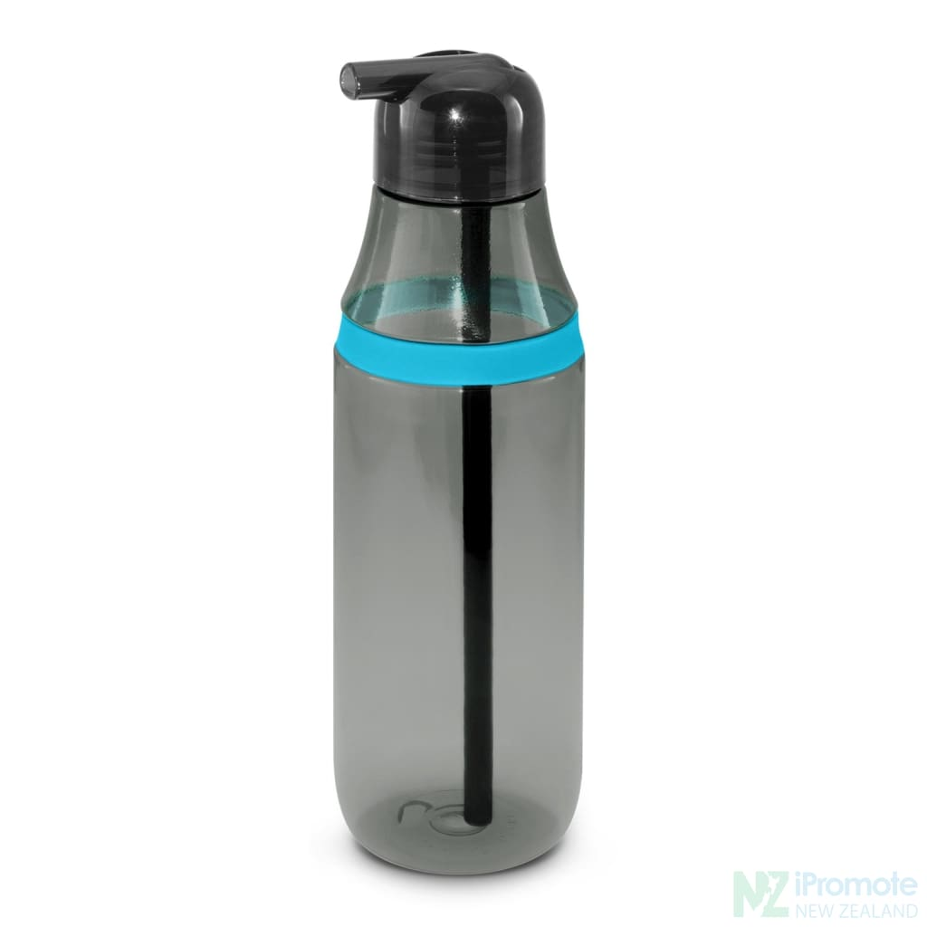 Camaro Drink Bottle Light Blue Plastic Bpa Free