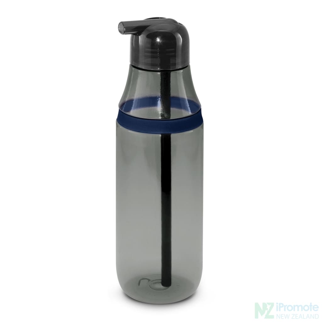 Camaro Drink Bottle Navy Plastic Bpa Free