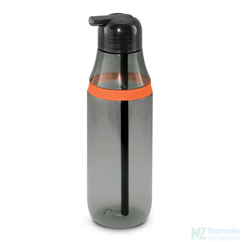 Image of Camaro Drink Bottle Orange Plastic Bpa Free