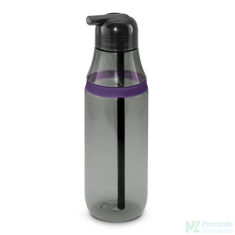Image of Camaro Drink Bottle Purple Plastic Bpa Free