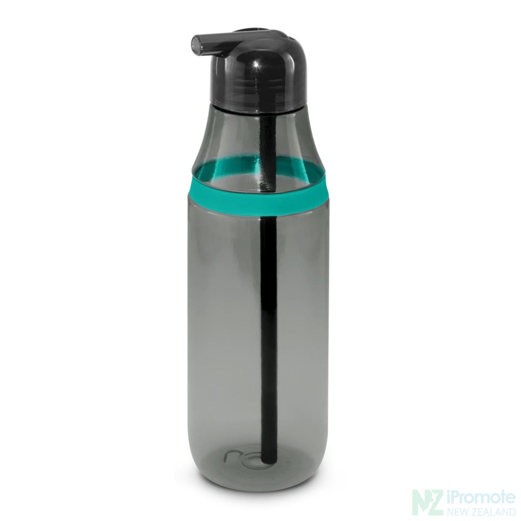 Camaro Drink Bottle Teal Plastic Bpa Free