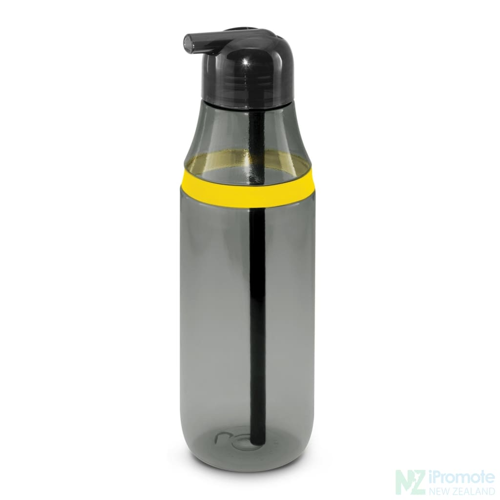 Camaro Drink Bottle Yellow Plastic Bpa Free