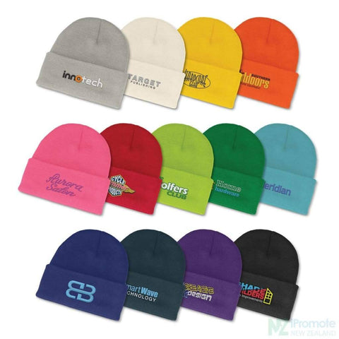 Image of Classic Acrylic Roll Up Beanie Beanies