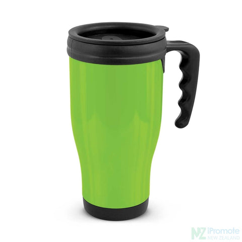 Classic Commuter Travel Mug Bright Green