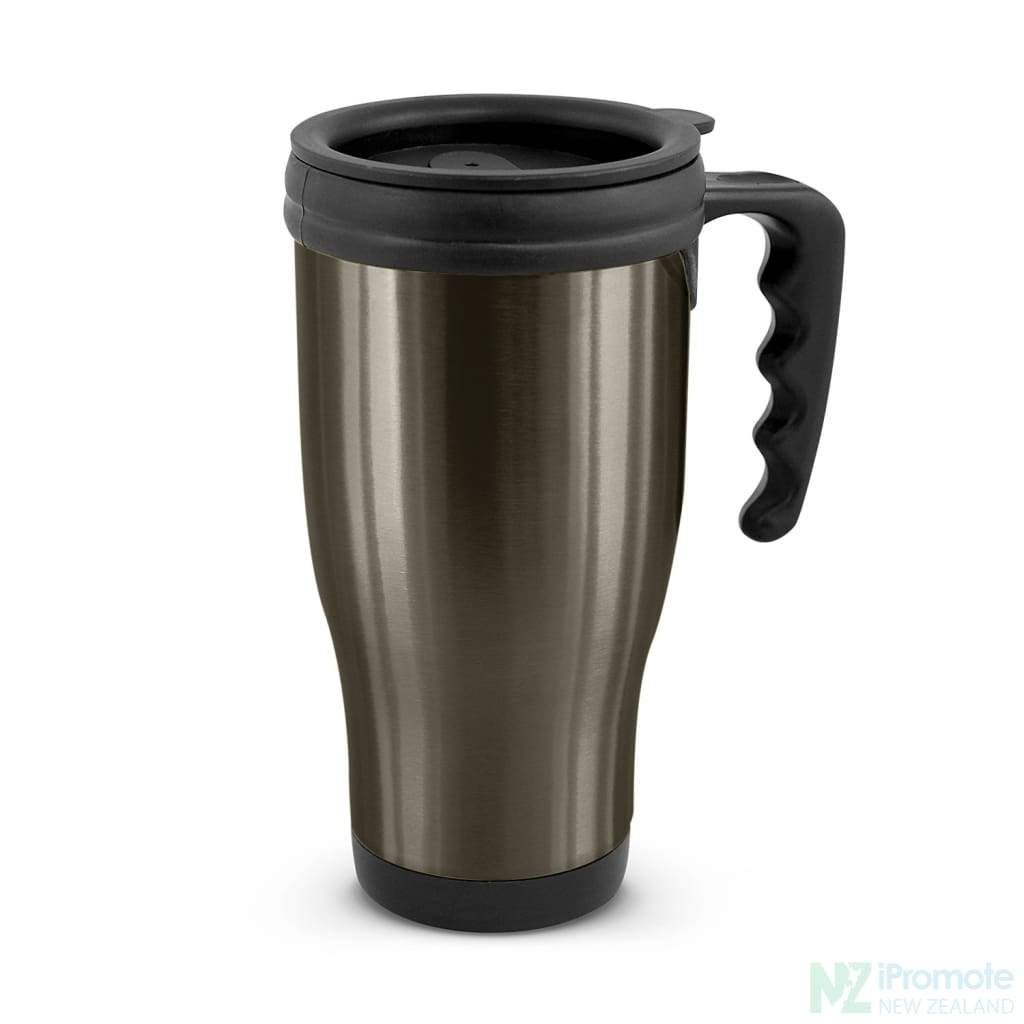 Classic Commuter Travel Mug Gunmetal