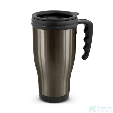 Image of Classic Commuter Travel Mug Gunmetal