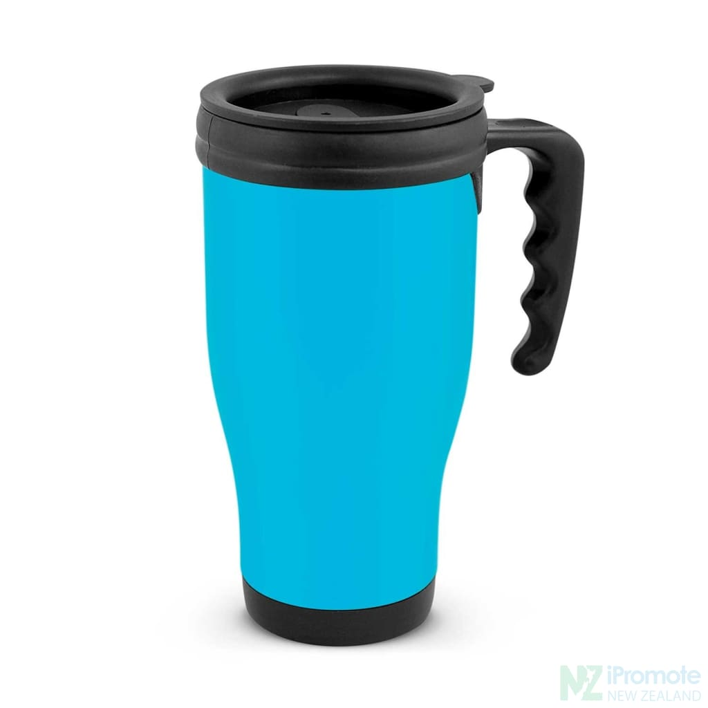 Classic Commuter Travel Mug Light Blue