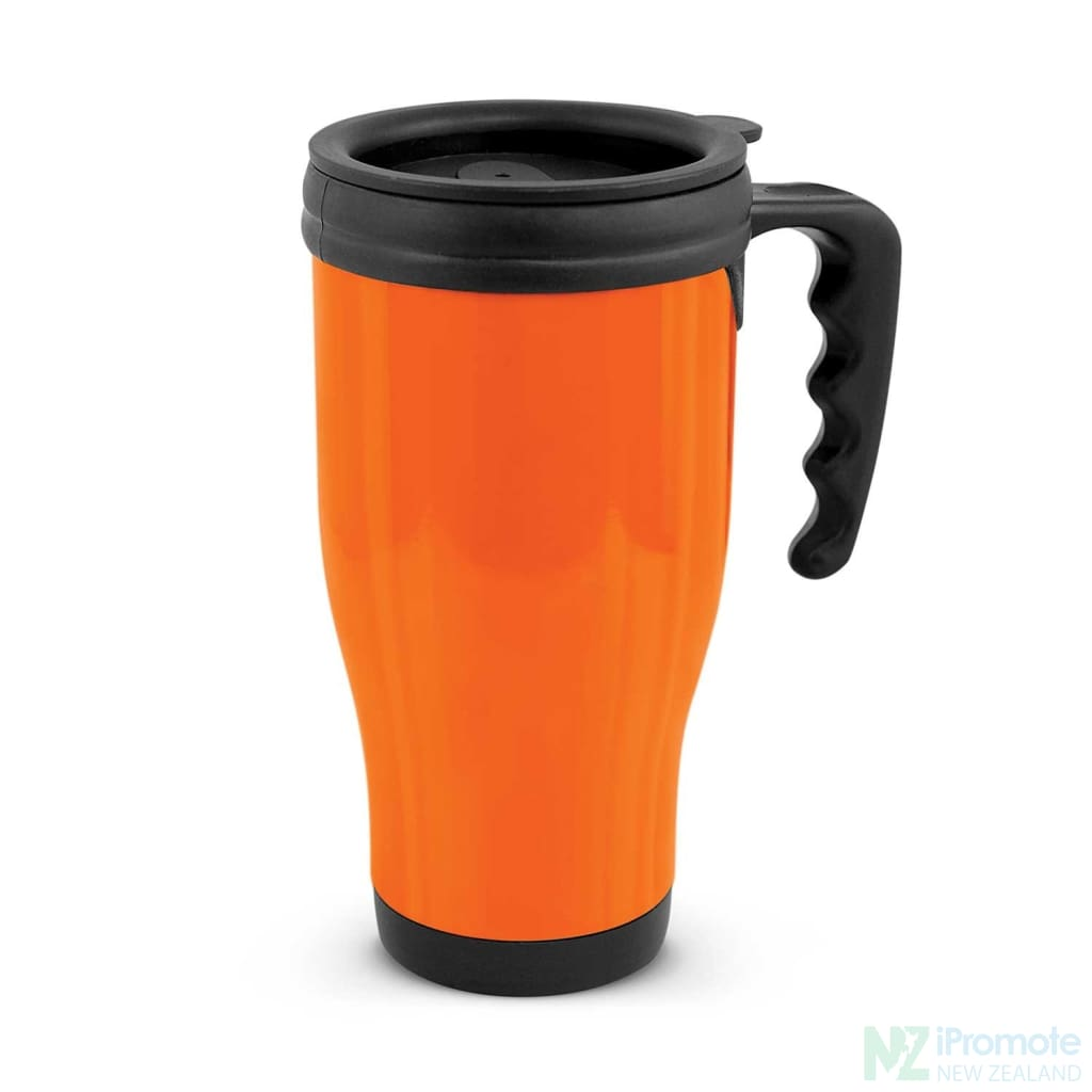 Classic Commuter Travel Mug Orange