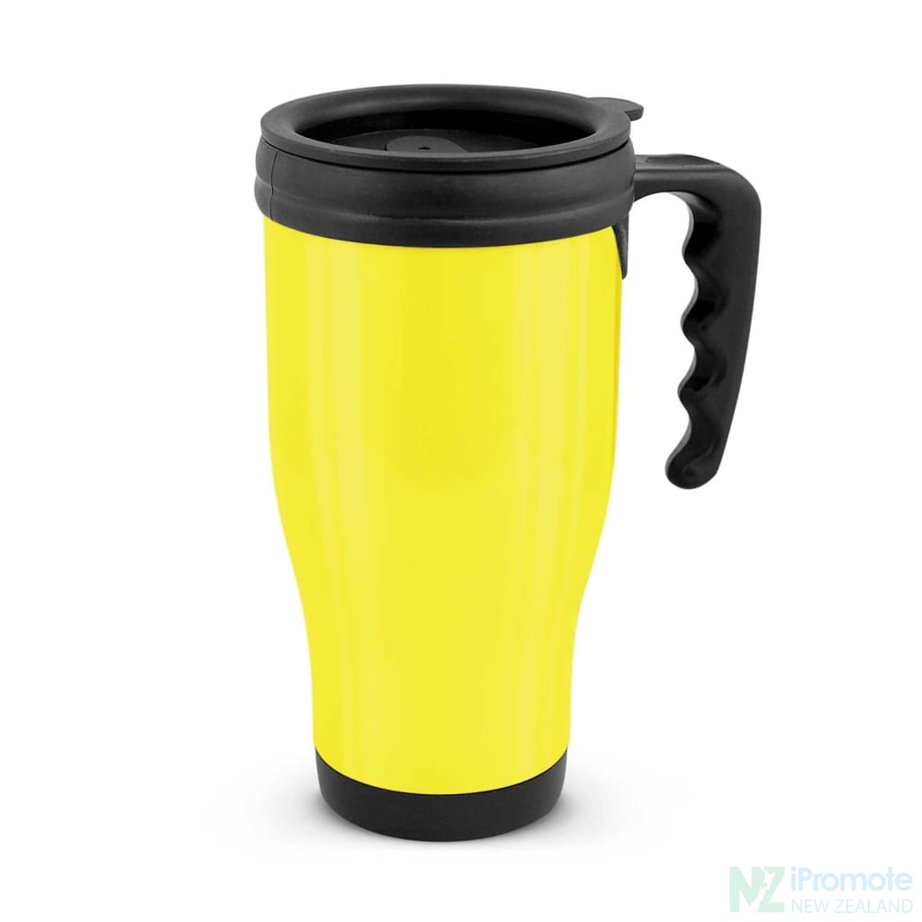 Classic Commuter Travel Mug Yellow