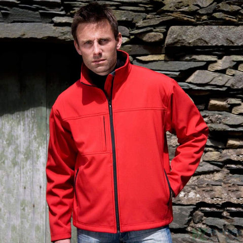 Classic Softshell Jacket Jackets