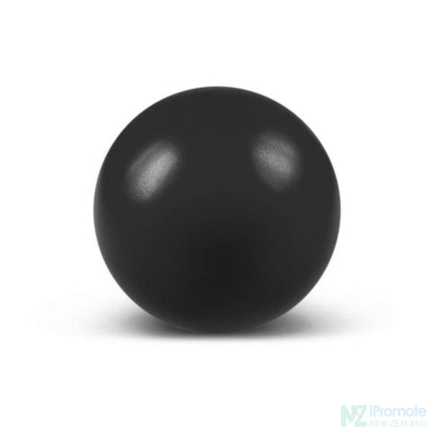 Classic Stress Ball Black Relievers