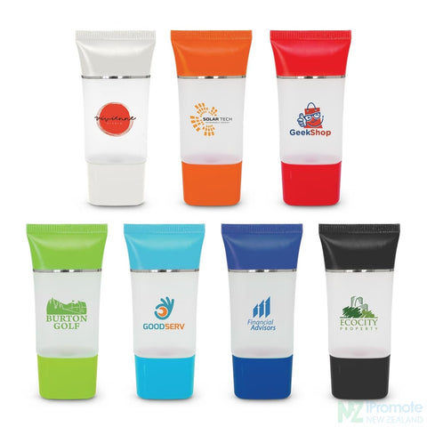 Colourful Gel Hand Sanitiser - 30Ml Tube Sanitisers