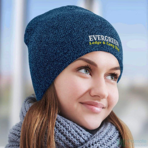 Image of Commando Heather Knit Beanie Beanies