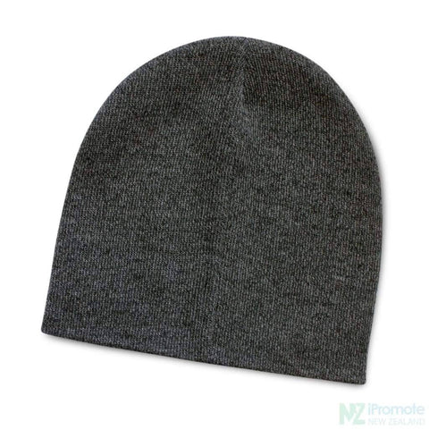Image of Commando Heather Knit Beanie Charcoal Beanies