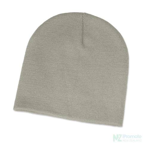 Image of Commando Skull Beanie Grey Beanies