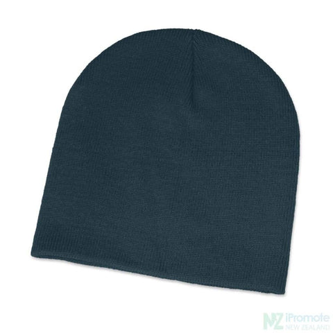 Image of Commando Skull Beanie Navy Beanies