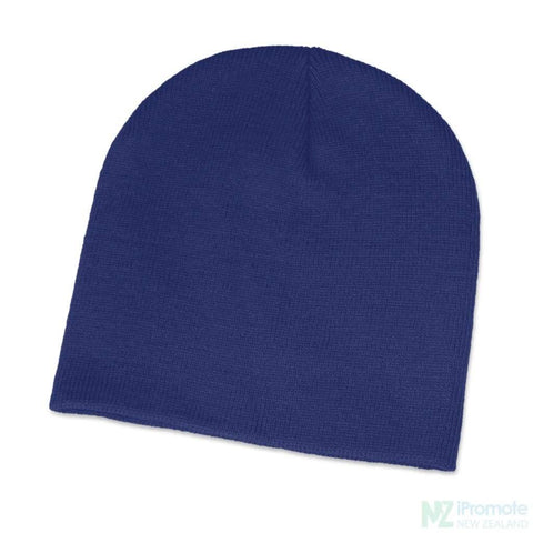 Image of Commando Skull Beanie Royal Blue Beanies