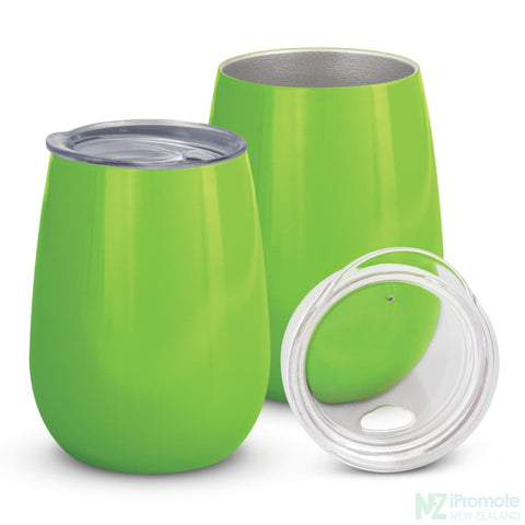 Cordia Vacuum Cup Bright Green Cups