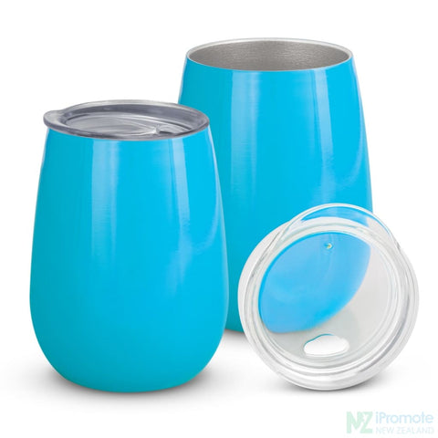 Cordia Vacuum Cup Light Blue Cups