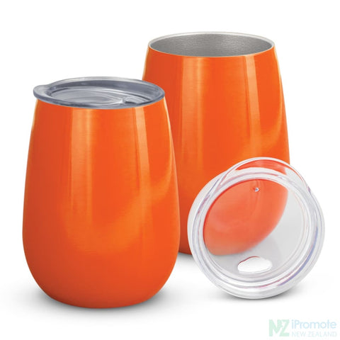 Cordia Vacuum Cup Orange Cups