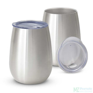 Cordia Vacuum Cup Silver Cups