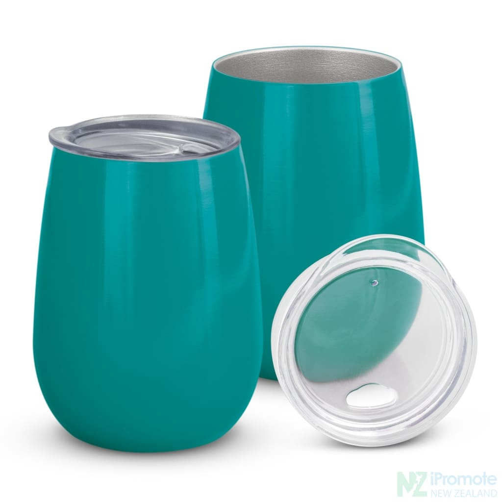 Cordia Vacuum Cup Teal Cups