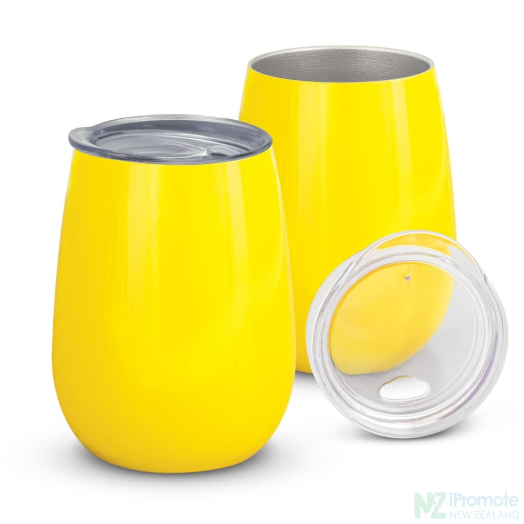 Cordia Vacuum Cup Yellow Cups