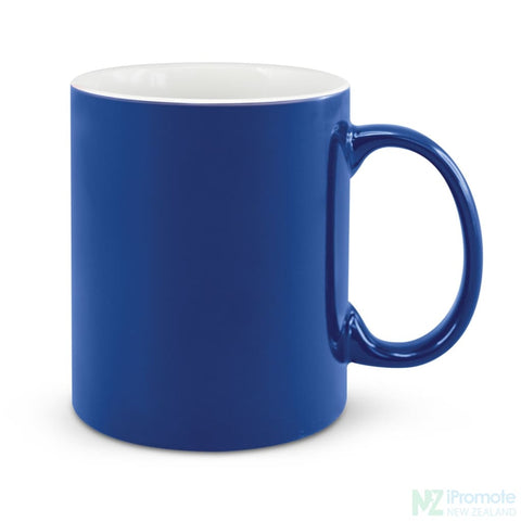 D Handle Coffee Mug Dark Blue / 48 Ceramic Coffee