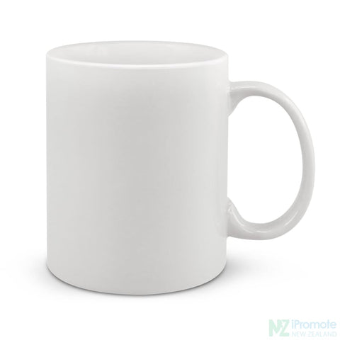 D Handle Coffee Mug White / 48 Ceramic Coffee