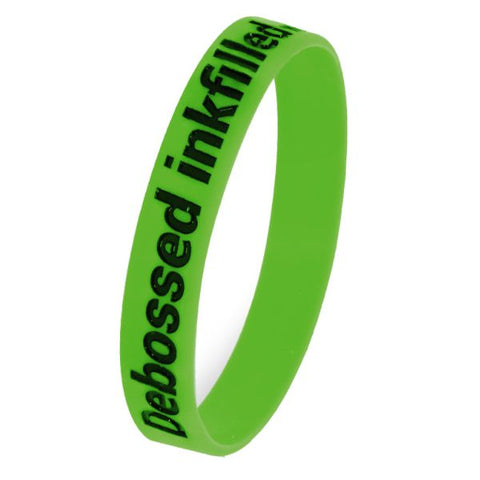 Image of Silicone Wrist Bands